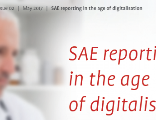 SAE reporting in the age of digitalisation (eSAE)